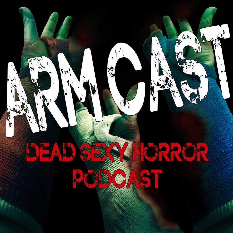 Artwork for Arm Cast Podcast: Episode 49 – World Horror Convention Part 1