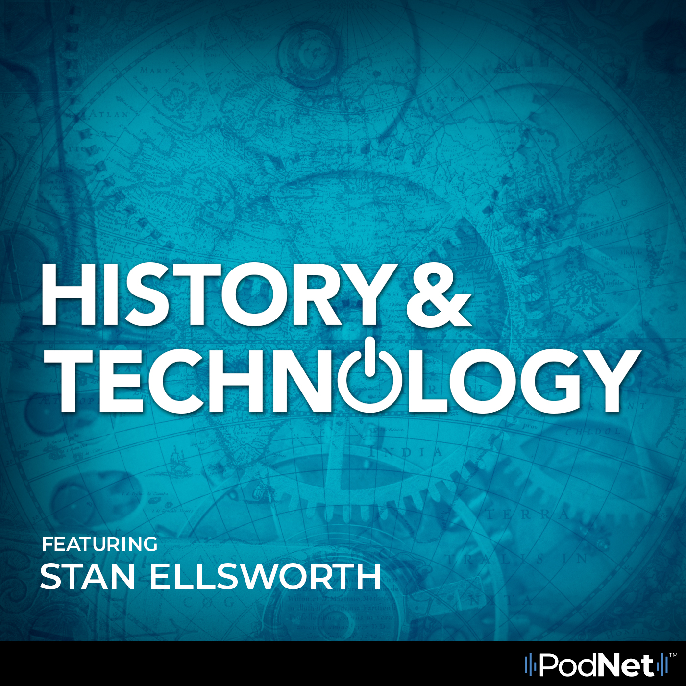 Artwork for Welcome To History And Technology With Stan Ellsworth
