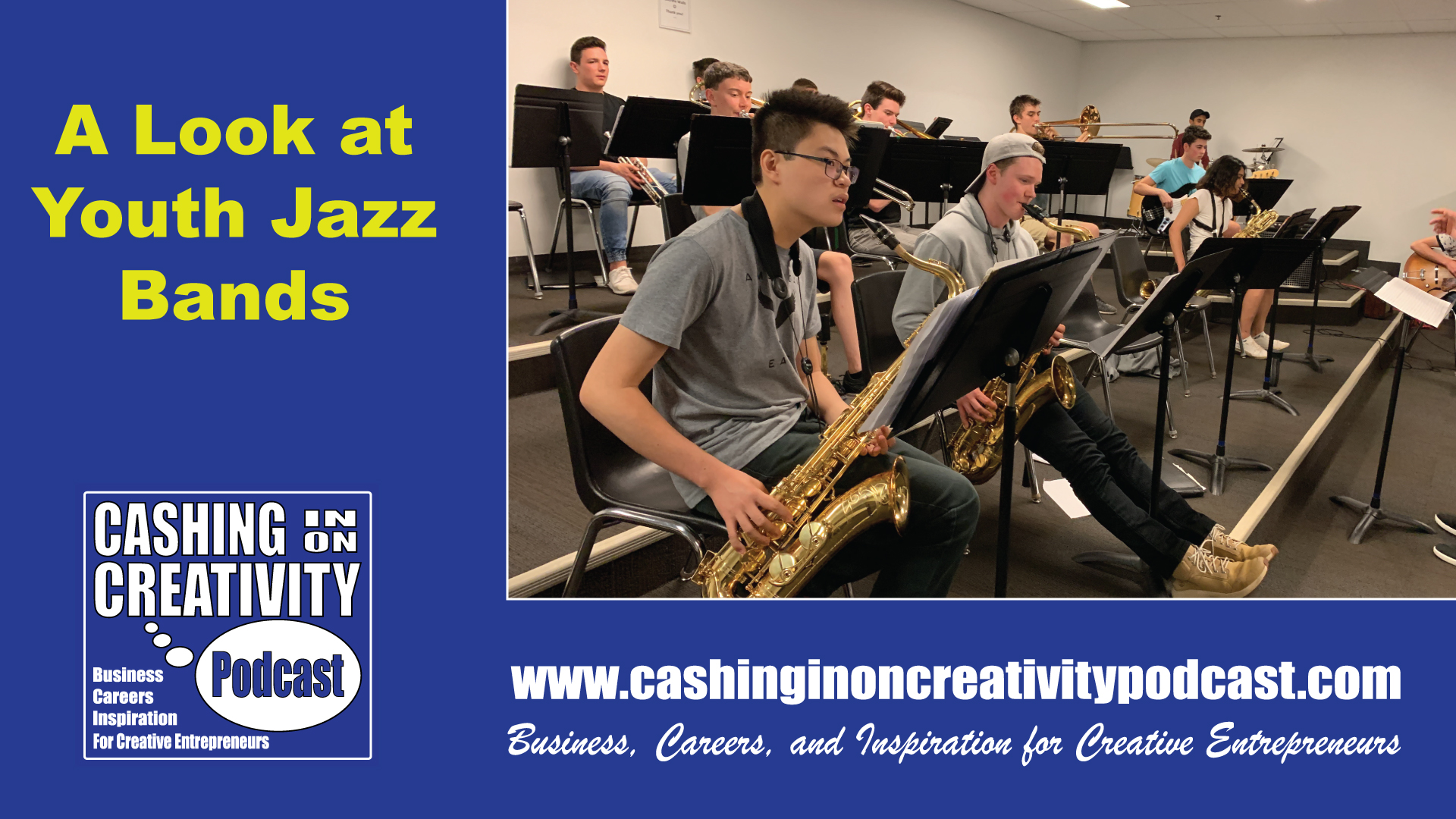 Youth Jazz Bands