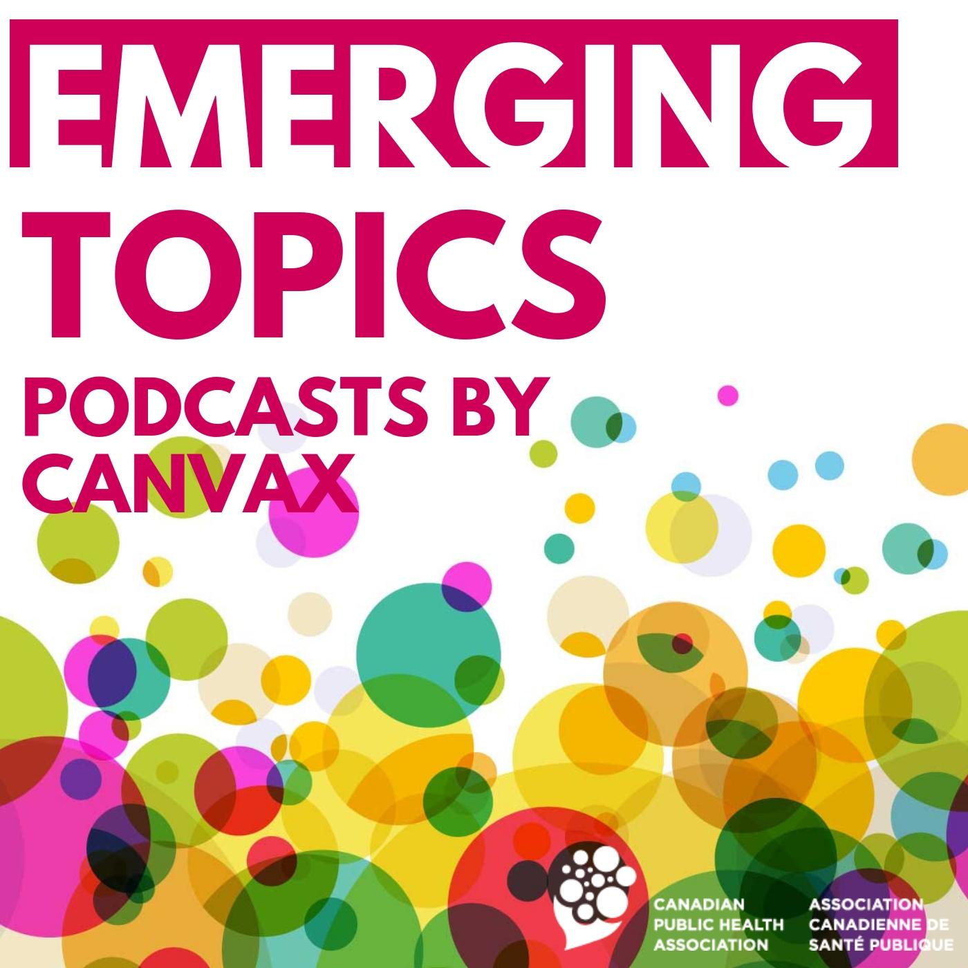Emerging Topics show art