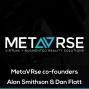 Artwork for Head TV's with MetaVRse co-founders Alan Smithson and Dan Flatt