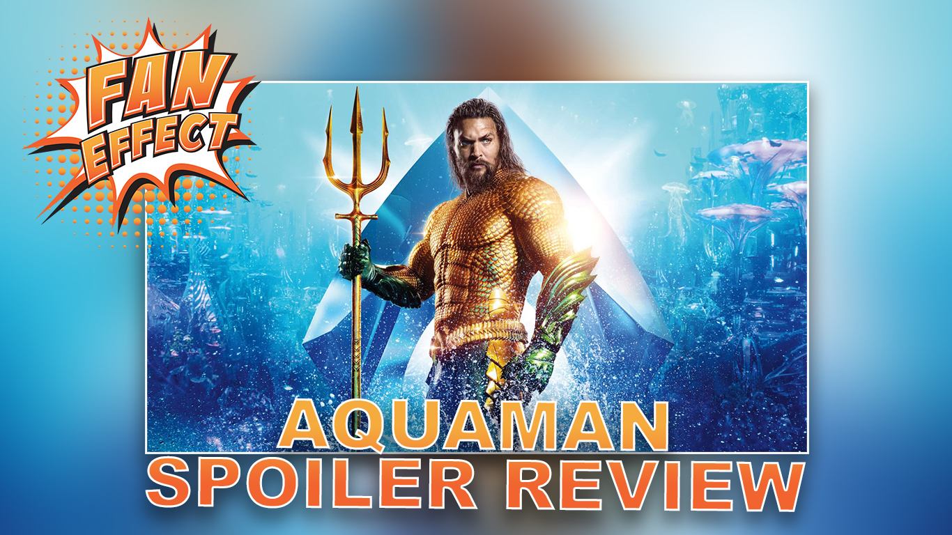 """Artwork for Why """"Aquaman"""" is a big step in the right direction for the DC Cinematic Universe. (Spoilers)"""