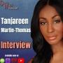 Artwork for Tanjareen Martin-Thomas full interview