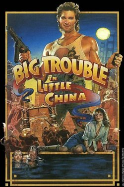 Episode 11- Big Trouble in Little China