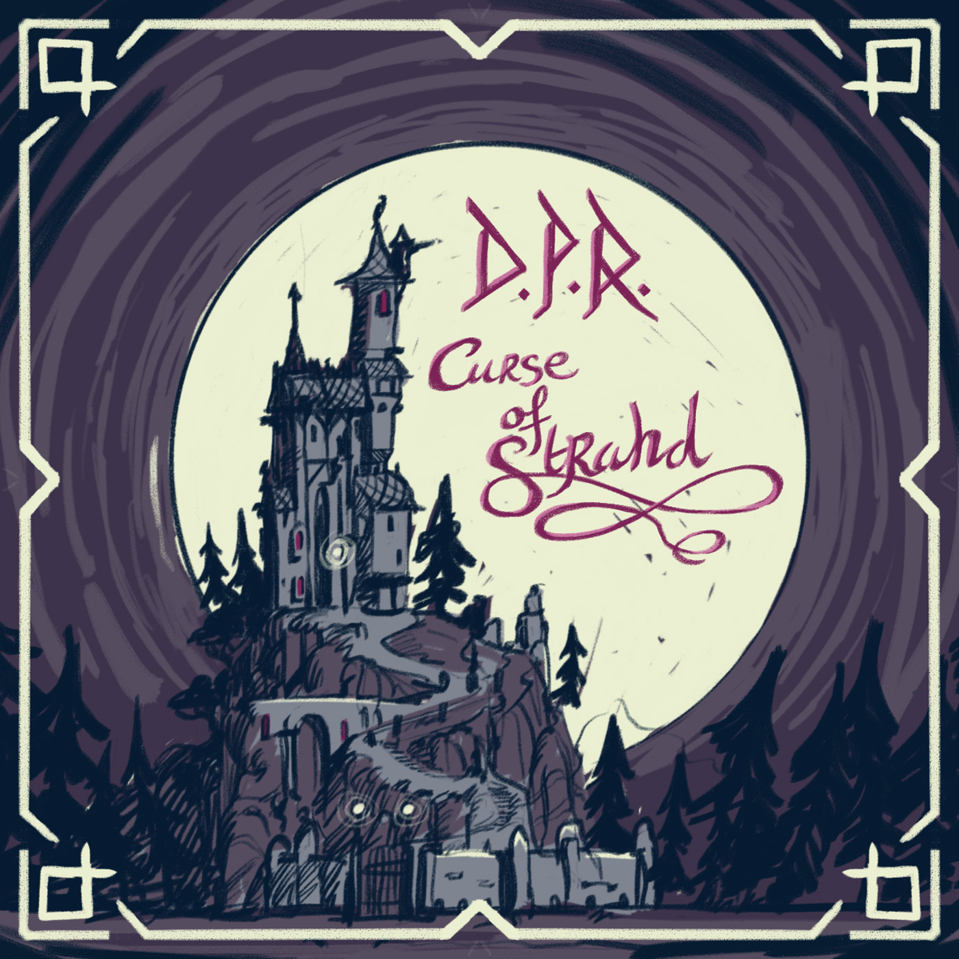 Artwork for DPR - Curse of Strahd 30 - I'll Be There for You