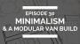 Artwork for episode 30: minimalism & a modular van build