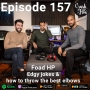 Artwork for Episode 157 - Foad HP - Edgy jokes & how to throw the best elbows
