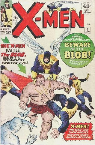 The X-Men Blog -- The X-Men 3