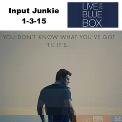 Input Junkie 1-3-15 - Live at the Blue Box
