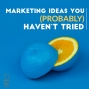 Artwork for 064 Book Marketing Ideas You Probably Haven't Tried Yet