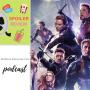Artwork for NJ to NY Avengers Endgame Movie Review.   SPOILERS.