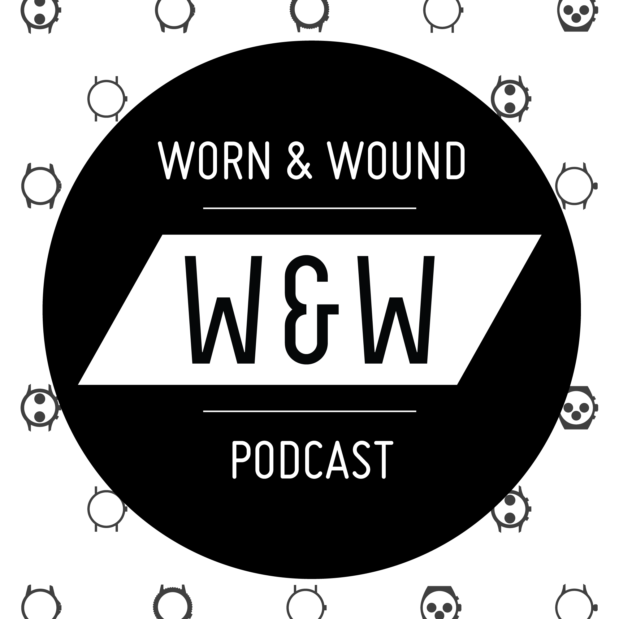 The Worn & Wound Podcast show art