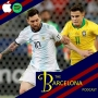Artwork for Copa América: Brazil v Argentina, match review and Messi's legacy