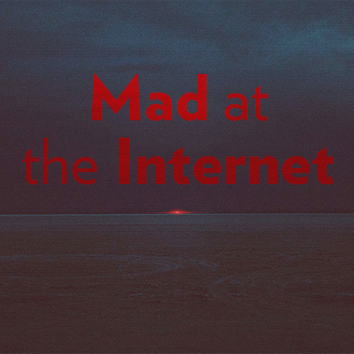 Mad at the Internet show art