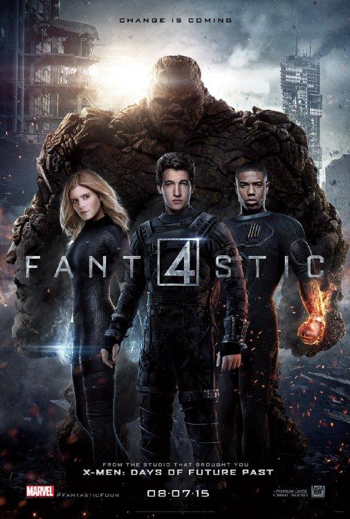 Ep. 163 - Fantastic Four (Batman Begins vs. The Amazing Spider-Man)