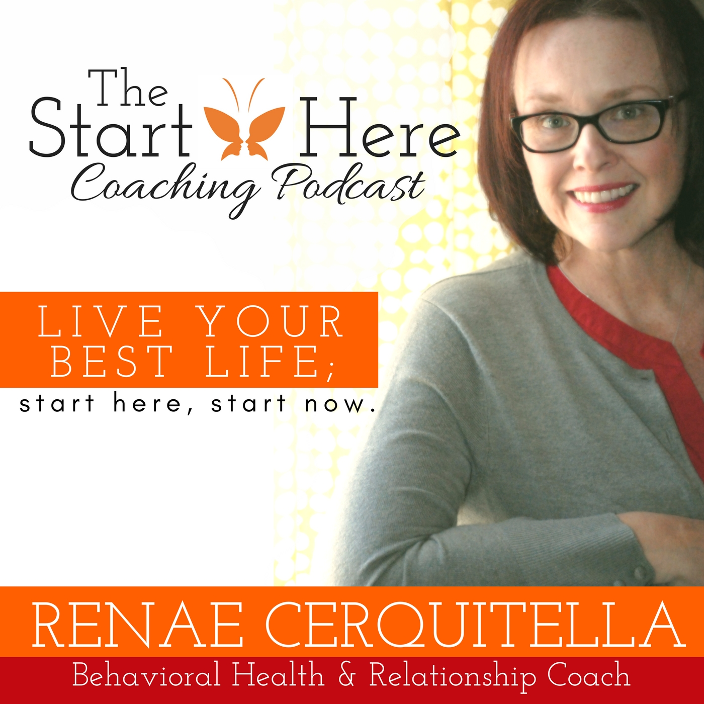Start Here Coaching Services Podcast show art