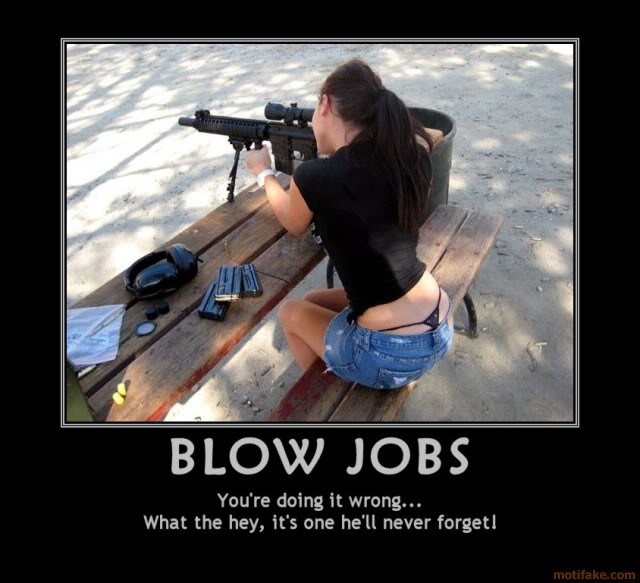 321 - Blowjobs FTW