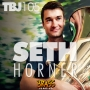 Artwork for TBJ105: Seth Horner, tubist of the North Carolina Symphony talking to himself, studying with David Fedderly and his box of mouthpieces