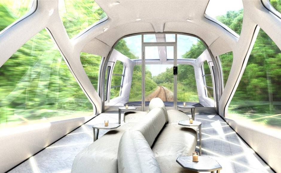 Ticket to ride Japanese luxury sleeper train a mere $10,000 one way
