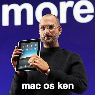 Mac OS Ken: 01.03.2012