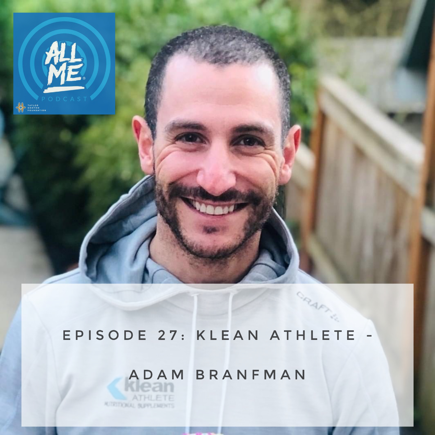 Episode 27: Klean Athlete® - Adam Branfman