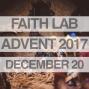 Artwork for Advent Devotional December 20, 2017
