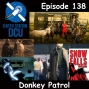 Artwork for The Earth Station DCU Episode 138 – Donkey Patrol