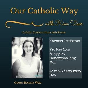Episode 17: Former Lutheran, Bonnie Way