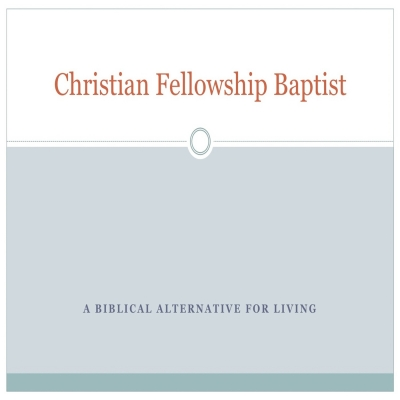 Christian Fellowship Baptist Church show image