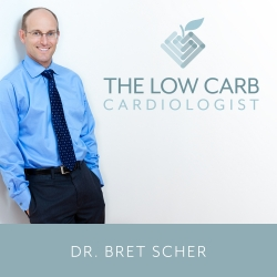 Image result for low carb cardiologist podcast