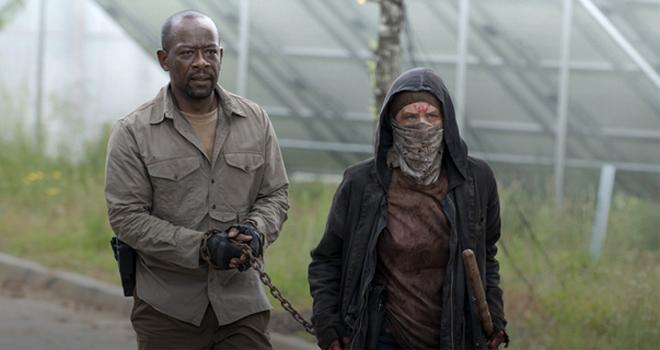 Weekly 10/19/15: The Walking Dead S06E02 - JSS