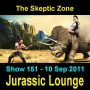 Artwork for The Skeptic Zone #151 - 10.Sep.2011