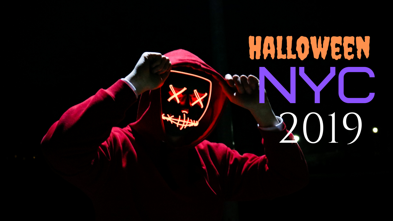 Artwork for Pictures from Halloween NYC 2019-BONUS VIDEO