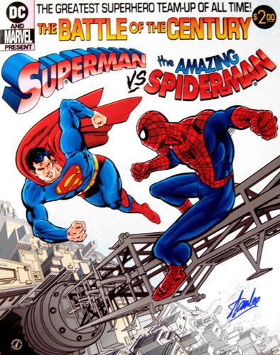 Episode 1 - Superman vs Spider-Man pt1, or Drown Your Troubles