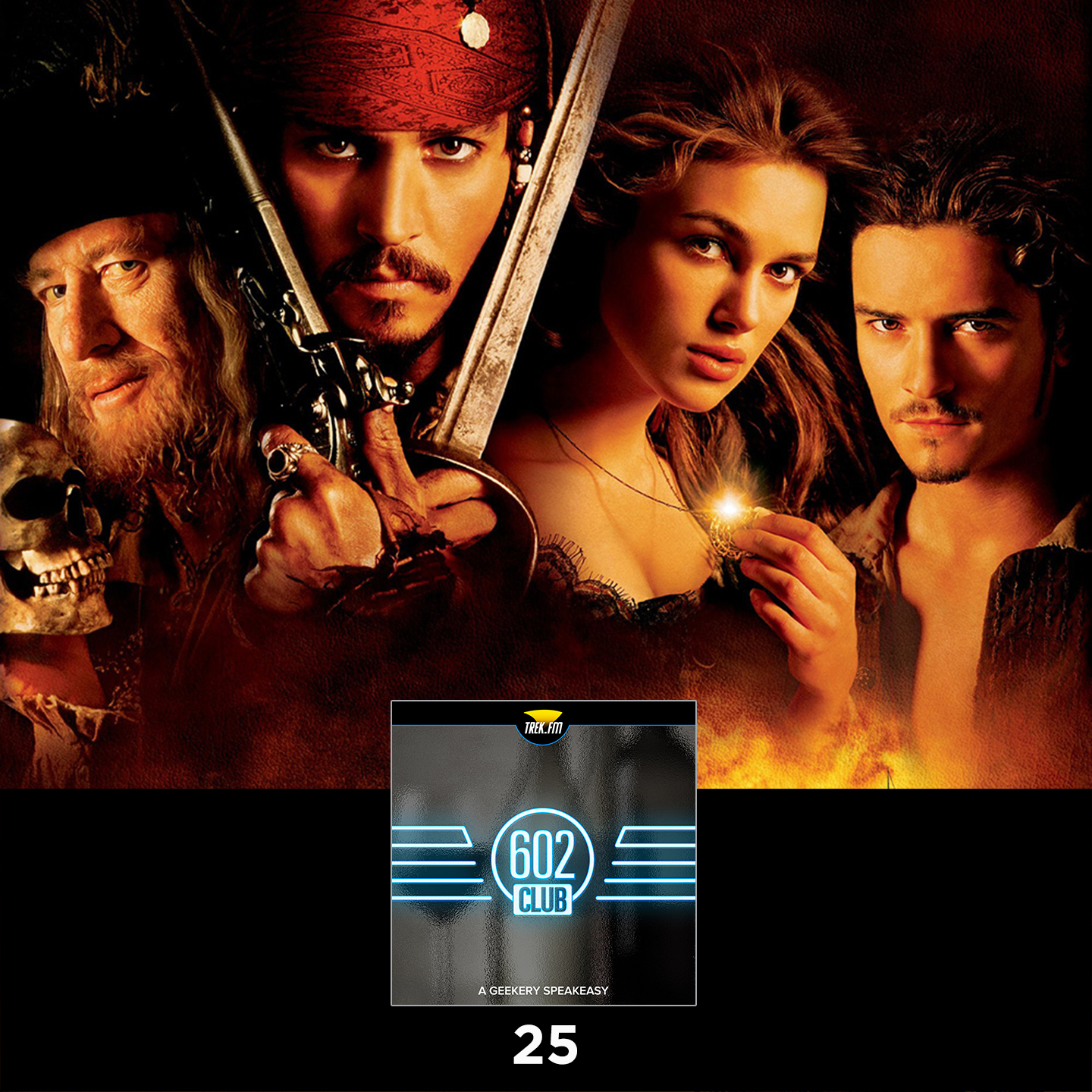 25: Paradise Lost for Pirates