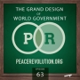 Artwork for Peace Revolution episode 063: The Grand Design for World Government / The Collectivist Conspiracy