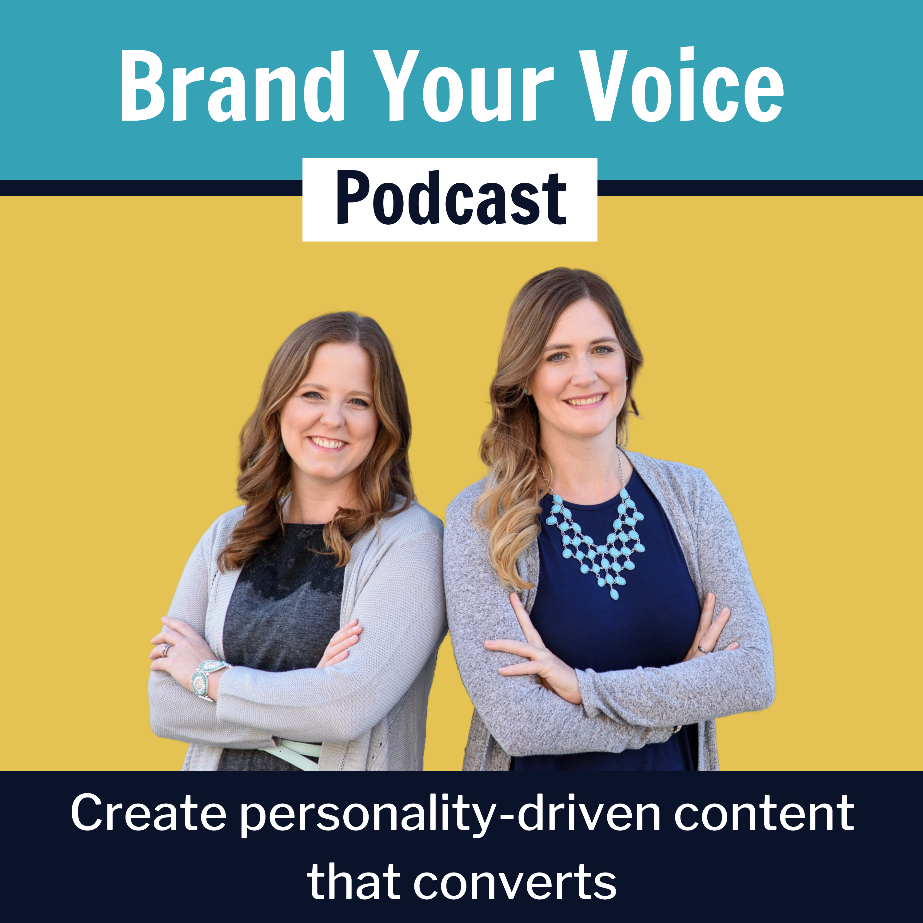Brand Your Voice Podcast show art