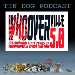 TDP 343: WHOOVERVILE Intereview 6  Anneke Wills