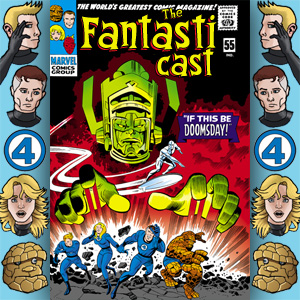 Episode 55: Fantastic Four #49 - If This Be Doomsday
