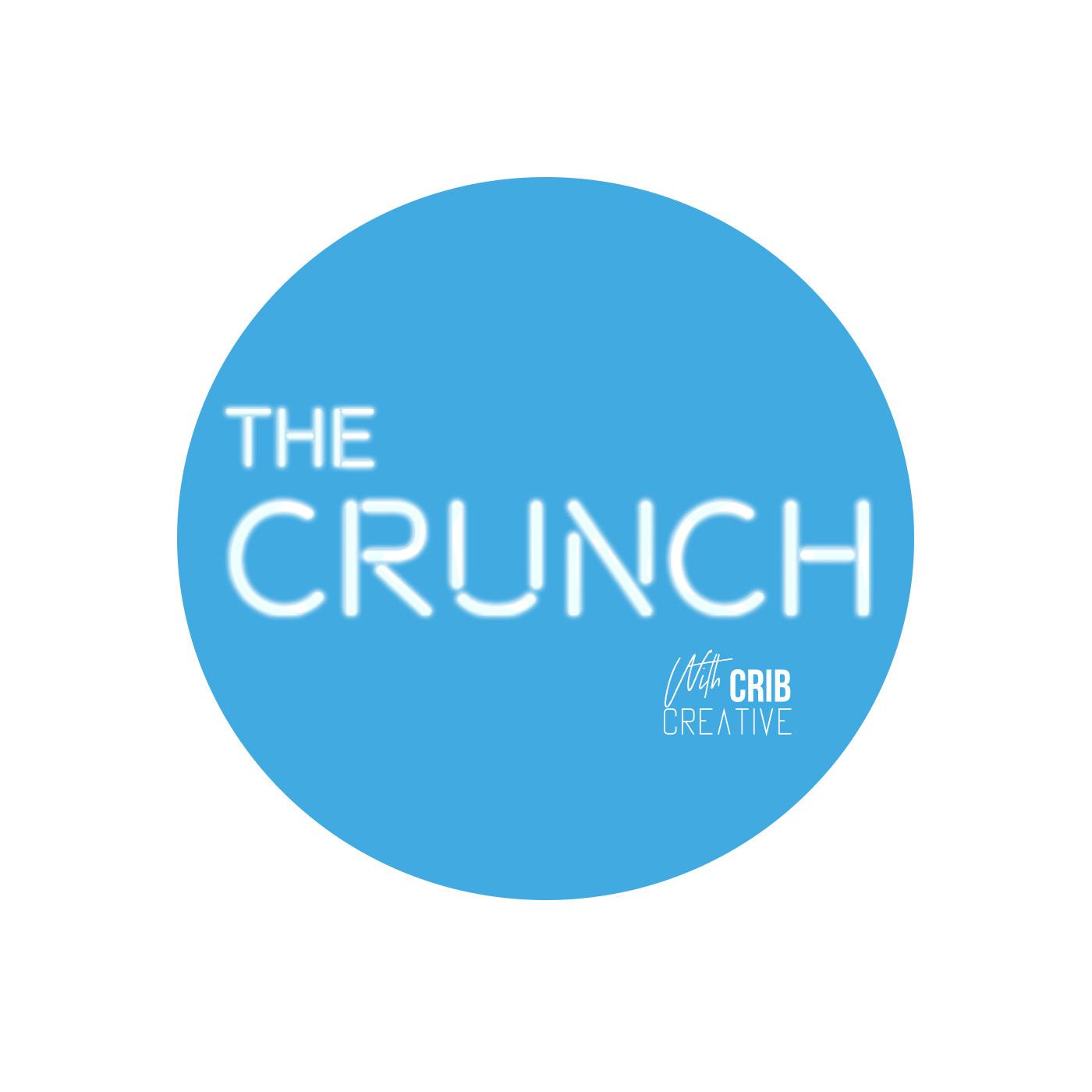 The Crunch with Crib Creative show art