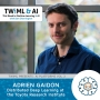 Artwork for Advancing Autonomous Vehicle Development Using Distributed Deep Learning with Adrien Gaidon - TWiML Talk #269