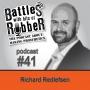 Artwork for #41 - Richard Redlefsen