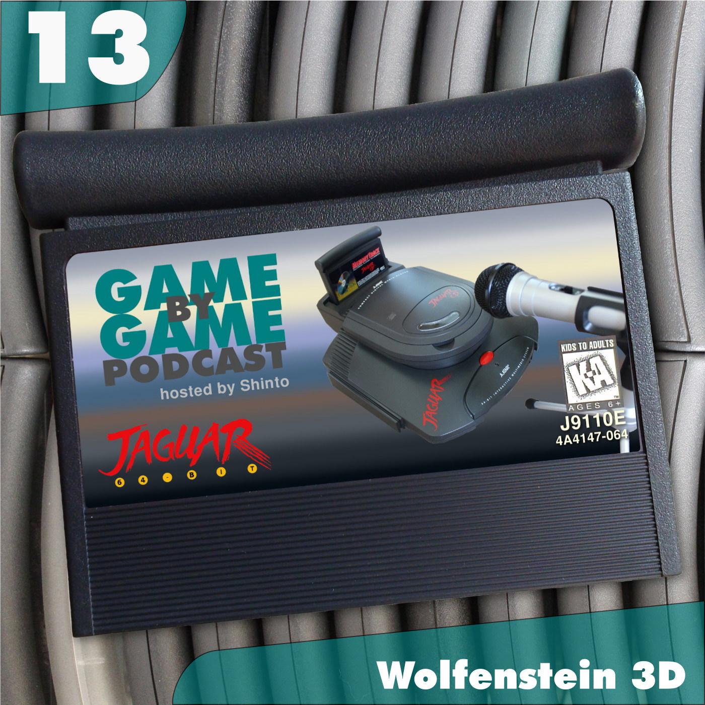 Artwork for 13 - Wolfenstein 3D