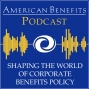 Artwork for Episode 13: Employee Benefits Past, Present and Future, featuring Council President James Klein and Benefits Legend David Walker