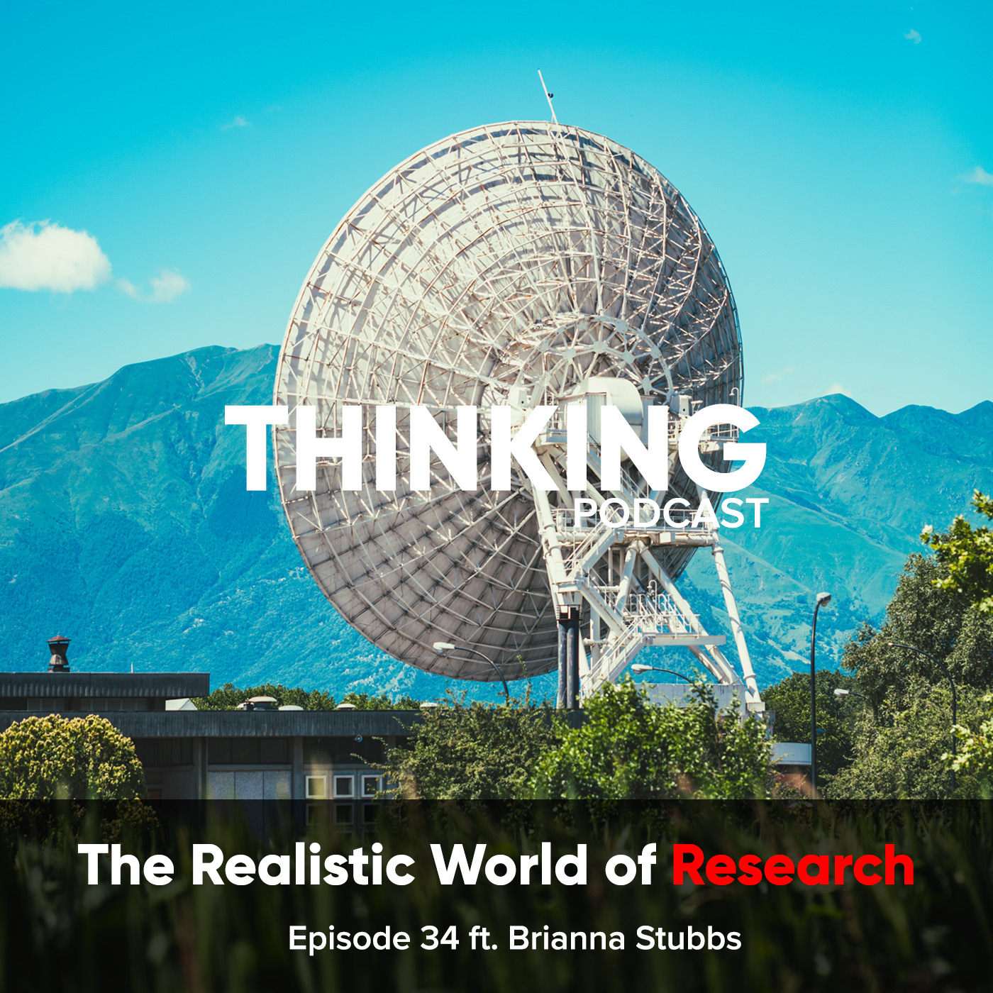 Artwork for The Realistic World of Research ft. Brianna Stubbs || Episode 34