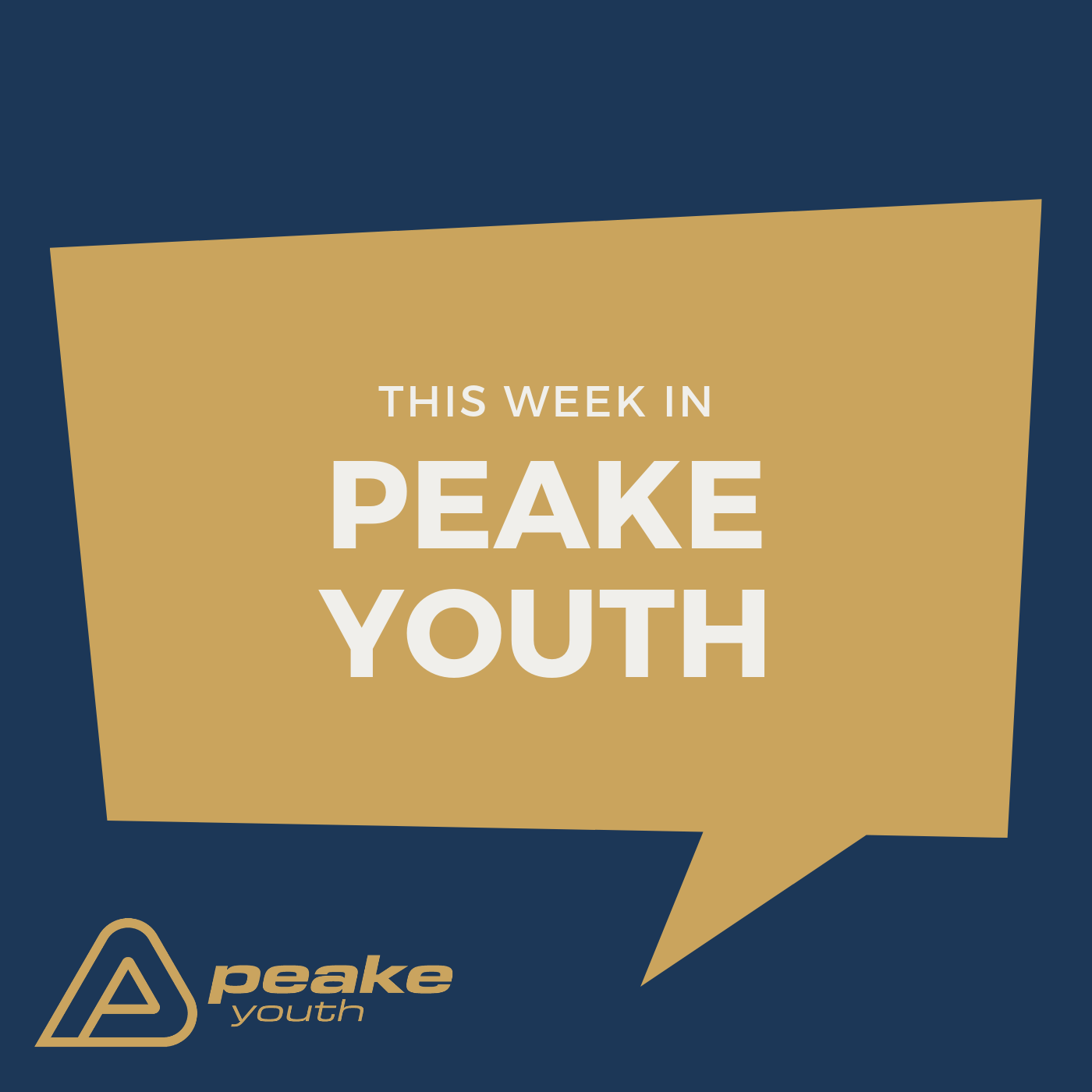 This Week in Peake Youth show image