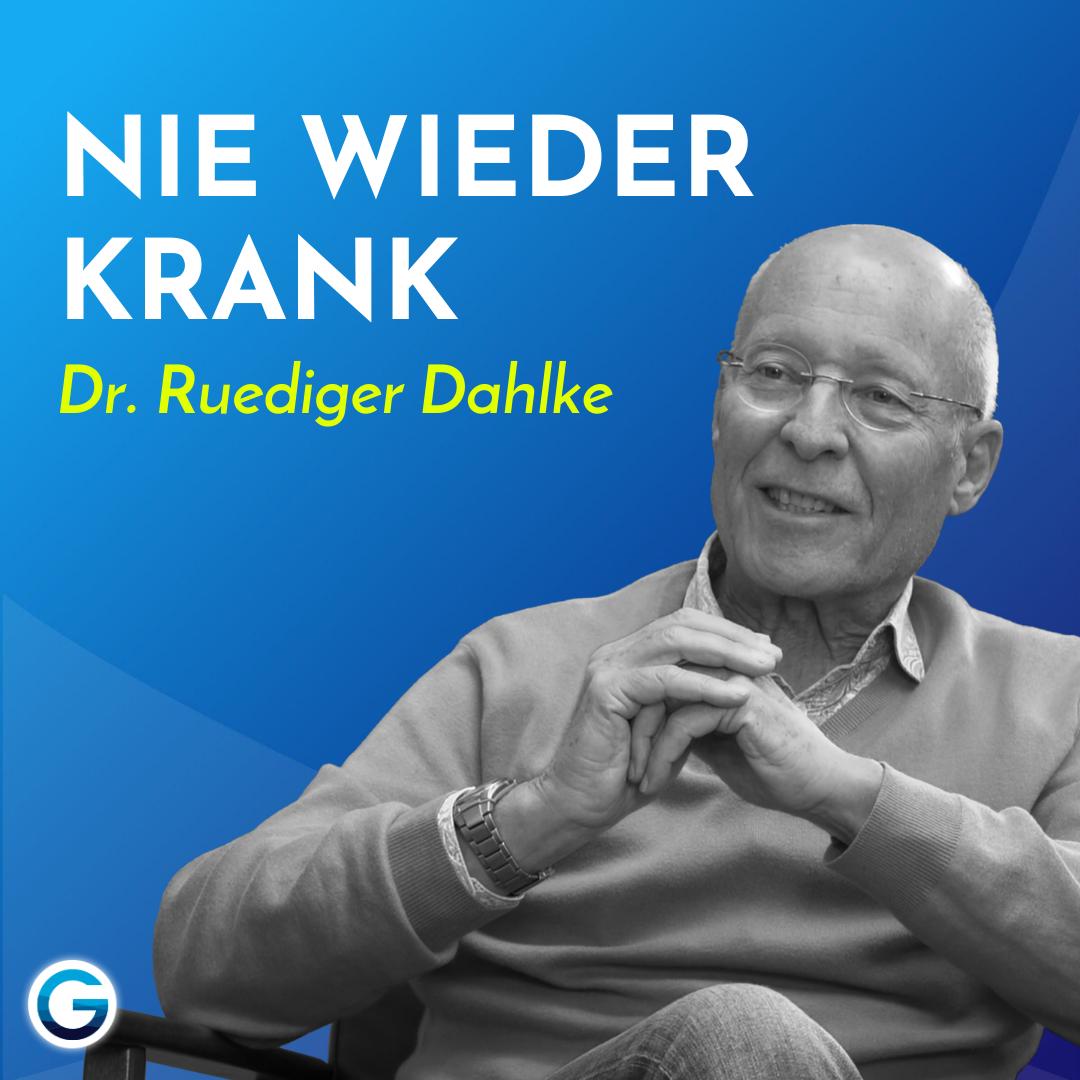 Energie und Lebenskraft: So wirst du gesund // Dr. Ruediger Dahlke im Interview