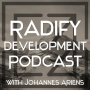 Artwork for 008- DEVELOPMENT! STEWARDSHIP! SURFING! | Johannes Ariens, founder of Radify, and Wrangler Laramie break it down!