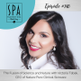 Artwork for SMME #140 The Fusion of Science and Nature with Victoria Tabak, CEO of Nature Pure Clinical Skincare