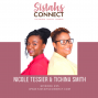 Artwork for Episode #25: Tichina Smith and Nicole Tessier Share The Value of Their Bond As Life Long Friends And Their Mission To Uplift Moms